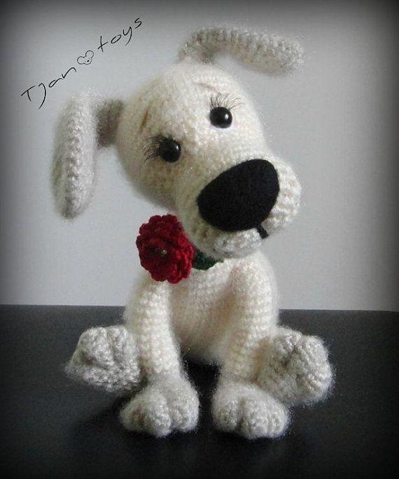 Cachorritos amigurumis ¡para morir de amor!