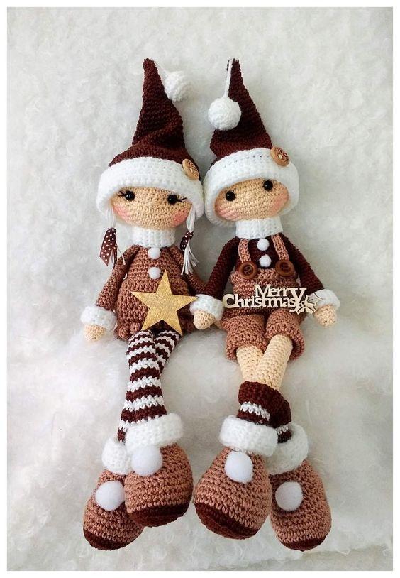 Los Elfos más lindos de Navidad
