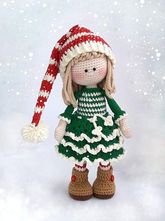 Los Duendes y Gnomos más lindos de Navidad