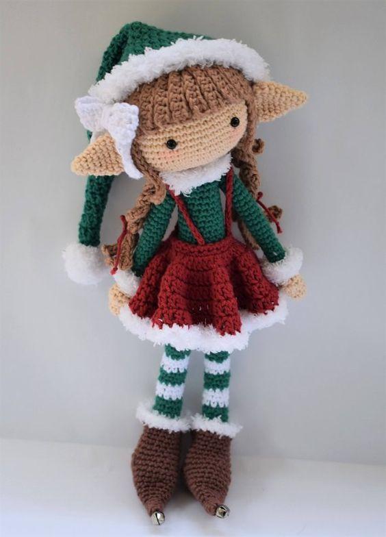 Los Elfos, Duendes y Gnomos más lindos de Navidad