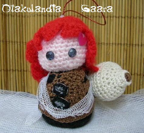 Gaara, Naruto crochet