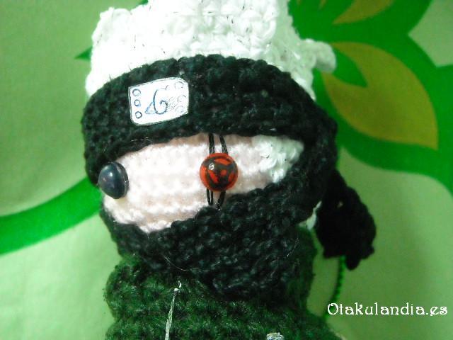 Kakashi, naruto crochet