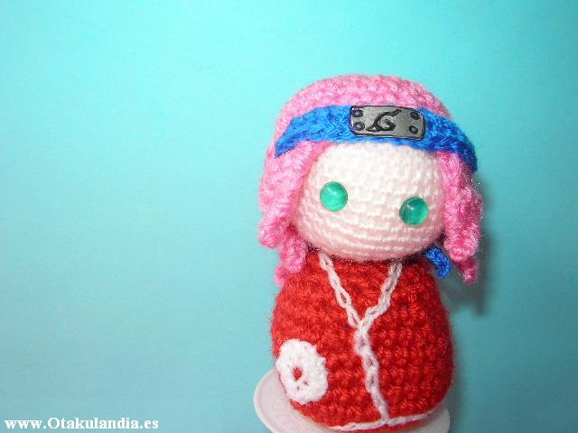 Sakura, Naruto crochet