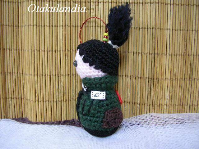 Shikamaru, Naruto crochet