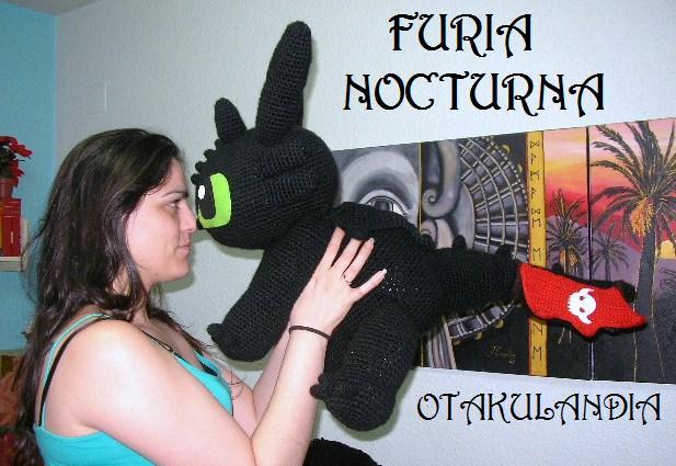 furia nocturna crochet