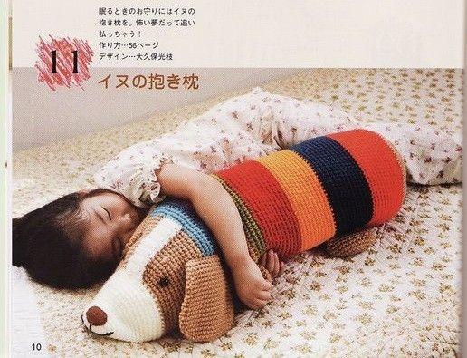 muñecos gigantes crochet