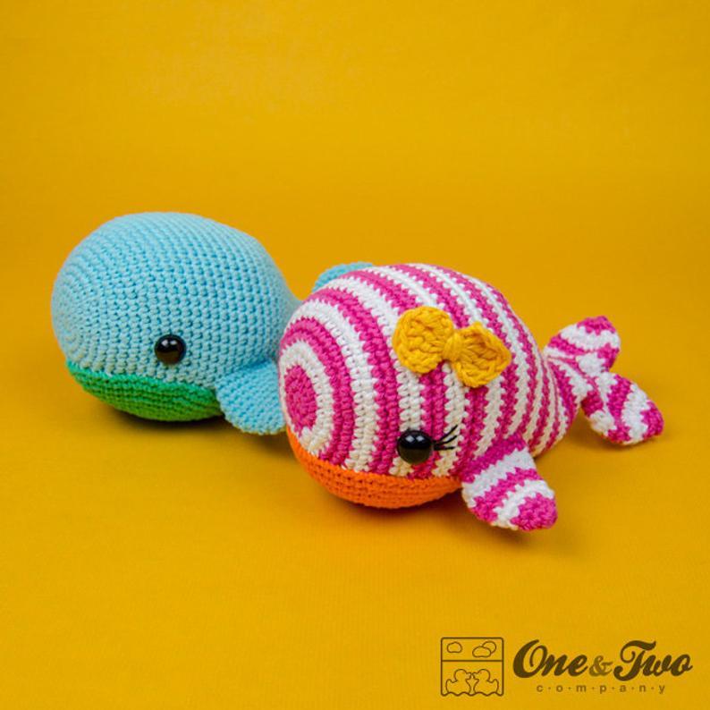 ballenitas crochet